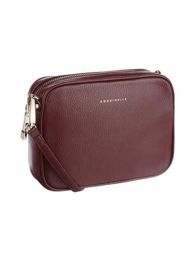 Coccinelle Läderväska | Märkesväskor, -plånböcker och -tillbehör | Stockmann.com