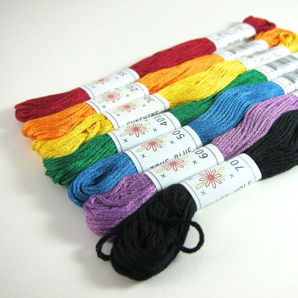Ideas about embroidery floss projects on pinterest