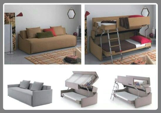 14 Best Images About Pop Up Bunk Beds On Pinterest Couch