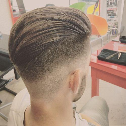 #dégradé #undercut #pompadour #barber #barbershop #barberlife #hair #hairstyle #haircut #hairdresser #lecoupeur #stjuery