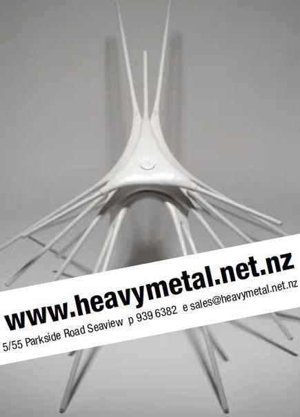The Medusa Chair - Heavy Metal for Georgio Saltos - Heavy Metal's Graphic Art