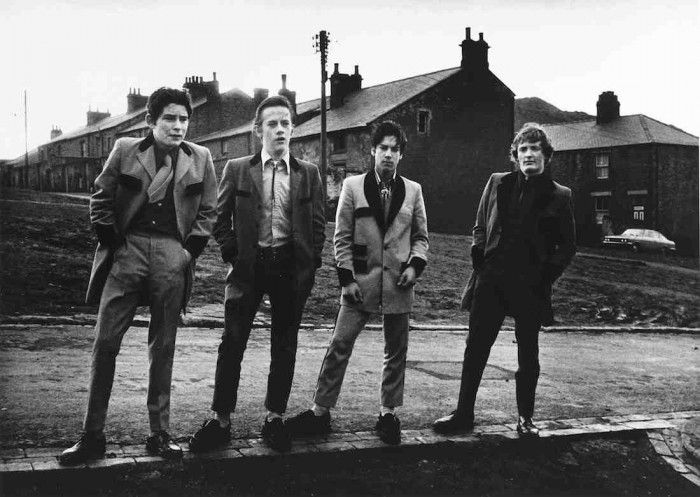 Teddy Boys, Durham, 1974 © Don McCullin
