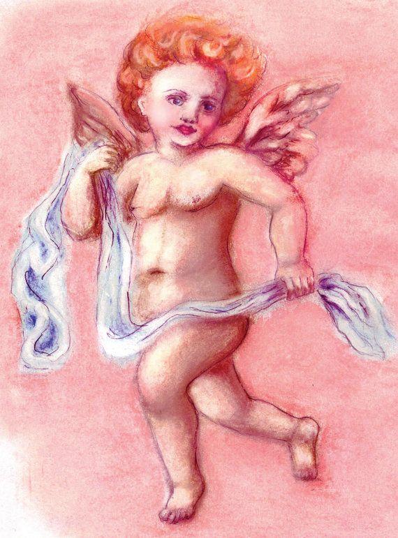 Guardian Angel by LittleLotusFlowers on Etsy