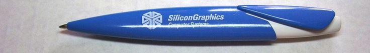 22-4944. Ручка шариковая; механизм - колпачок-кнопка; для фирмы Silicon Graphics (США). [*1 *2]