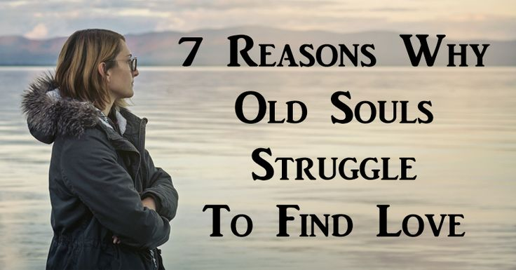 Old souls often have a deeper levels of maturity and wisdom. With these traits comes the innate need to live and love authentically and wholeheartedly. But an old soul may have a more difficult time finding love because they are unwilling to settle. Old souls have the best intentions when it comes to relationships, but …