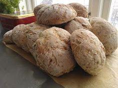 Bra för magen bröd