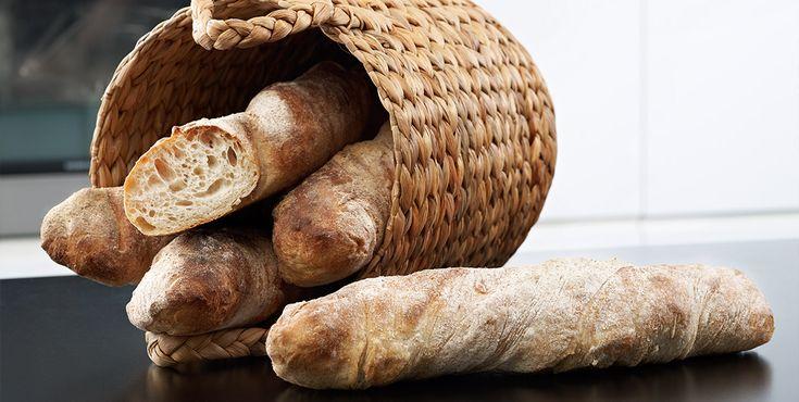 Baguette - Recept - Kungsörnen