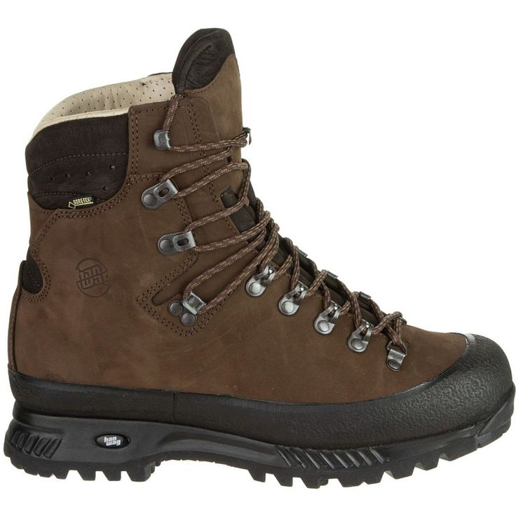 Hanwag Alaska GTX Backpacking Boot Erde Brown US 8.0/UK 7.0