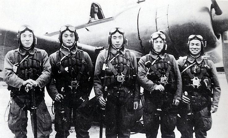 The Kamikaze Pilot Who Took His Wife With Him On His Last Flight
