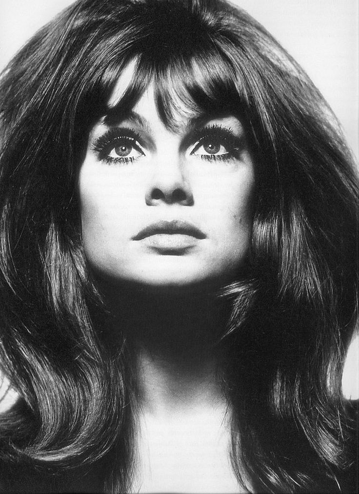 Jean Shrimpton, photo by David Bailey, 1965