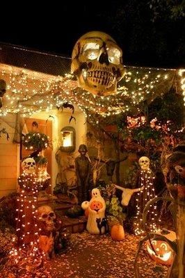 IDEAS & INSPIRATIONS: Halloween Decorations, Halloween Decor: Halloween Outdoor Decorations
