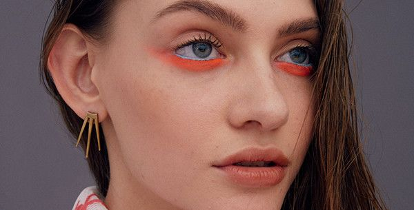 The Prettiest Under Eye Makeup For Spring · NYLON