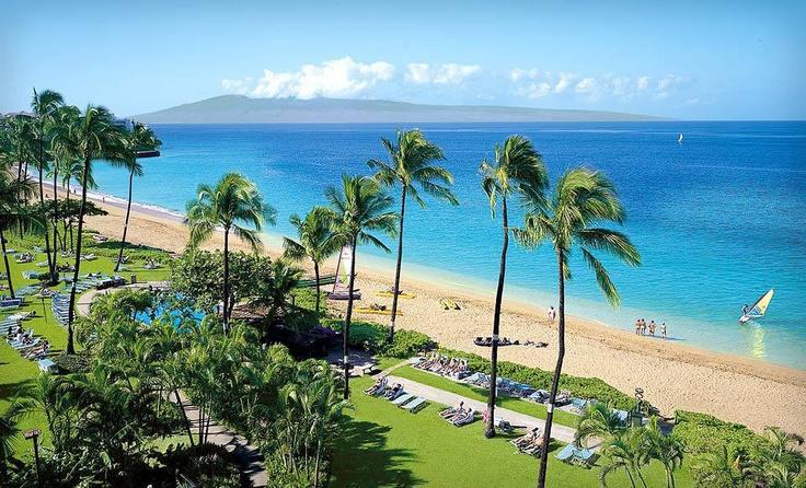 Royal Lahaina Resort Pool & Beach