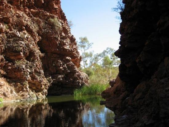 Alice Springs - MacDonnell Ranges #Australia