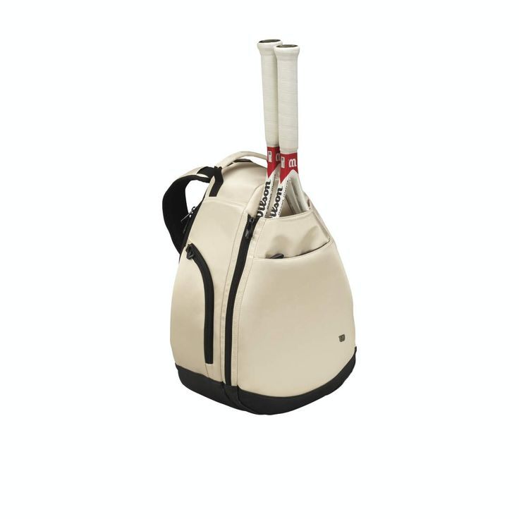 Tennis Bags   Verve Backpack Champagne   Wilson Tennis