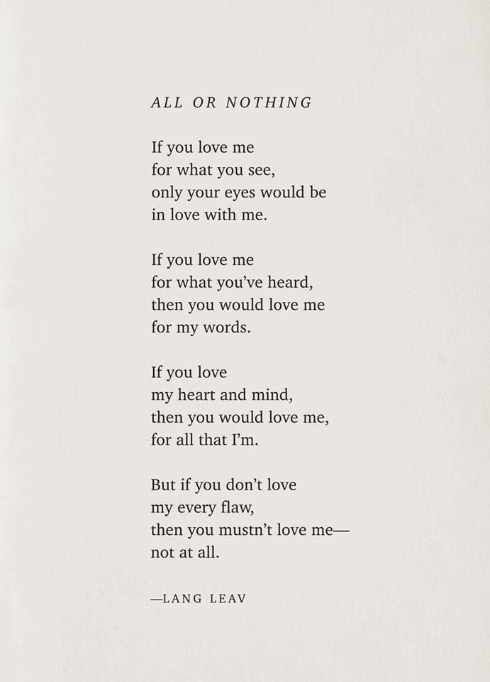 langleav #langleav #poetry (With images) | Lang leav quotes, Self love  poems, Want quotes