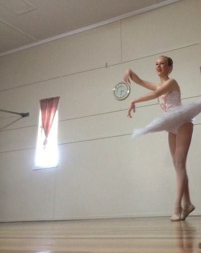 Ballet inspired market day at Love Handmade, Woody Point Memorial Hall, Queensland Australia.