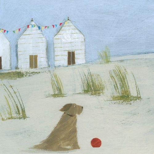 Still Waiting Art Print by Hannah Cole at King & McGaw