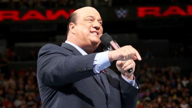 Paul Heyman fordert Goldberg im Namen von Brock Lesnar heraus: Fotos