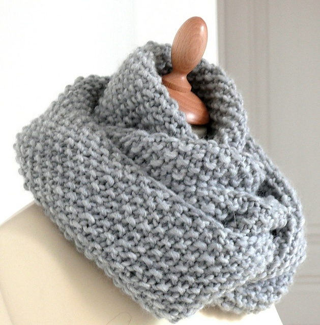 Ravelry: Big Rice Cowl pattern by Bee made