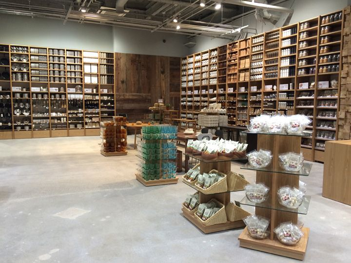 Muji store, Los Angeles - California