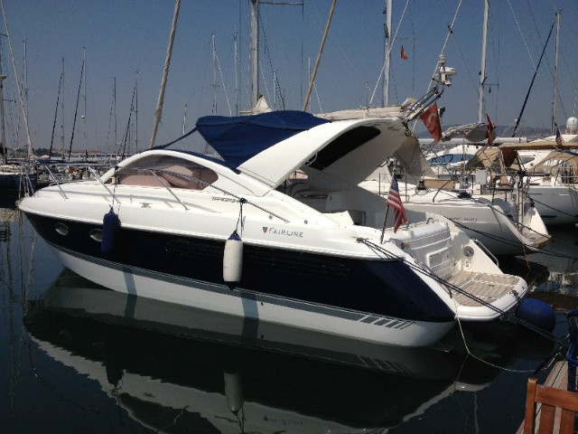 2005 Fairline Targa 34 Luxury trading is our profession.Buy through http://www.nobleandroyal.com/urun-2005_fairline_targa_34_amerikan_bayrakli_tum_bakimlari_yeniplatin_otomotiv-29987.html