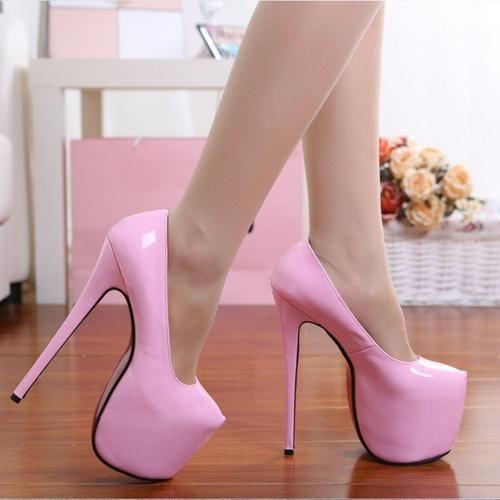 AGM Fashion High Heels T
