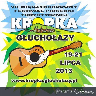 Wspólnie z Kropką planujemy przejazdy do Głuchołaz #otodojazd #festival #Kropka