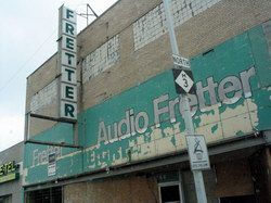 FRETTER APPLIANCE DETROIT - My Dad bought my Mom her first Microwave Oven in this store in 1984.