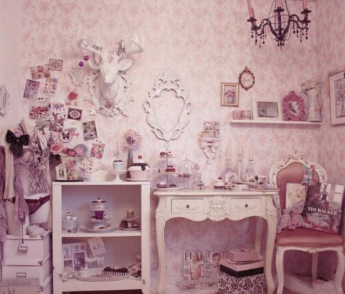 Girly Vintage Bedroom Designs: 806 Best ° Lolita ° Images On Pinterest