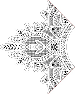 Yarn Scraps: My Romanian Point Lace Odyssey