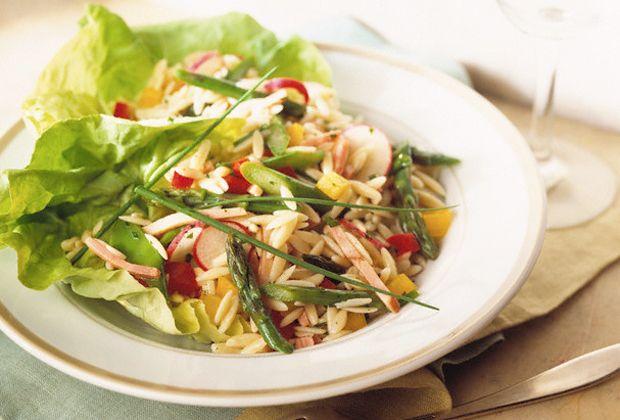 TODAS LAS RECETAS : A aguzar el ingenio con las ensaladas