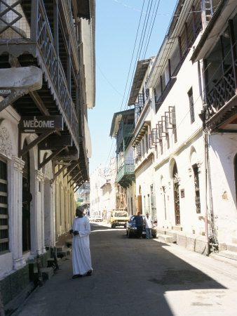 Worlds best old towns (Ndia Ku) Old Mombasa