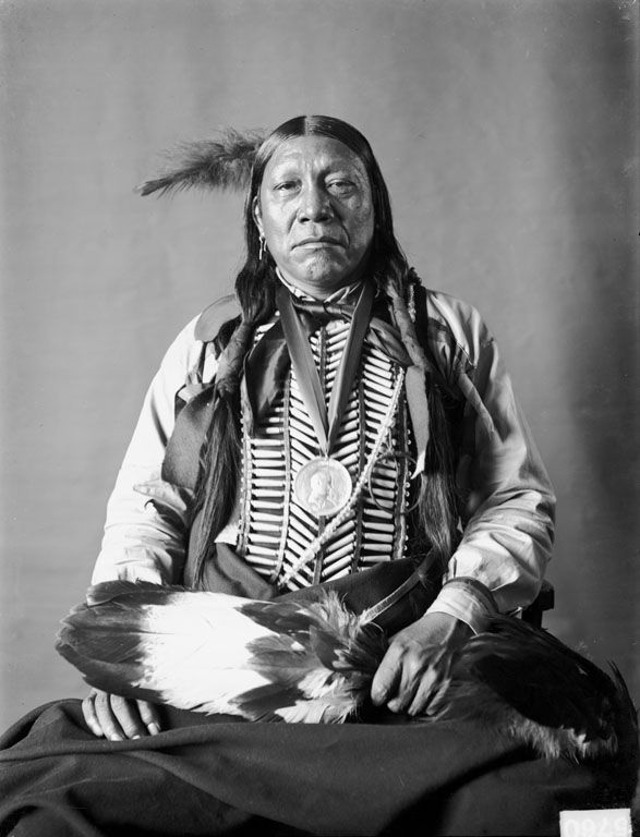 Roaming Chief (Pawnee)