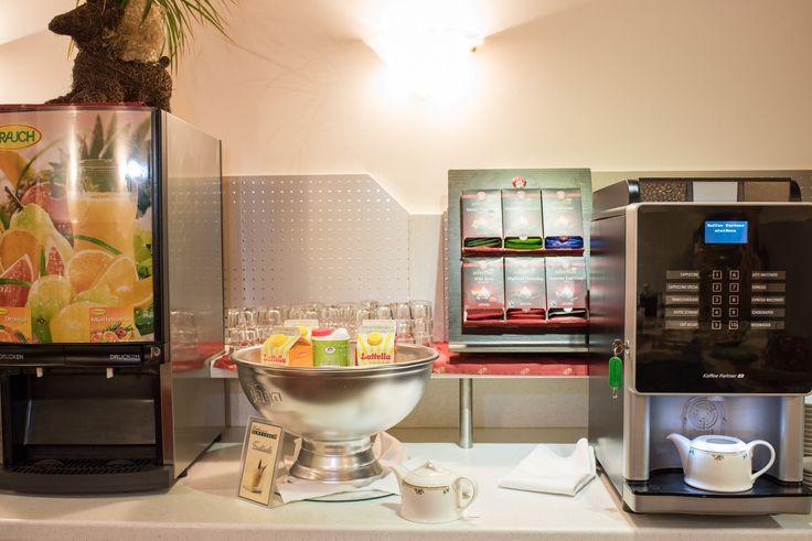 Frühstücksbuffet im Hotel Almrausch**** - www.almrausch.co.at