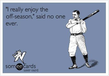 Countdown to Spring Training continues...