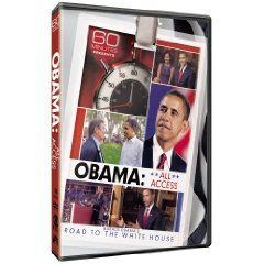 60 Minutes Presents: Obama: All Access - Barack Obama`s Road to the White House $13.49