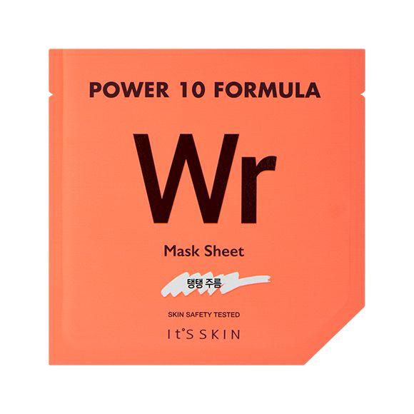 Power 10 Formula WR Маска тканевая с аденозином, 200.00 руб.   Тканевая маска с аденозином от морщин, для создания упругой и подтянутой кожи лица.    Тканевая маска из плотной мягкой микроволоконной ткани, пропитаннойcилой 10 высокообогащенных эссенций, каждый день снимает беспокойства Вашей кожи, подходит для каждого типа кожи.  По сравнению с обычным волокном, в 150 раз более тонкое микроволокно (1.51 микрон) маски плотно прилегает к коже, эффективно передает все полезные качества…