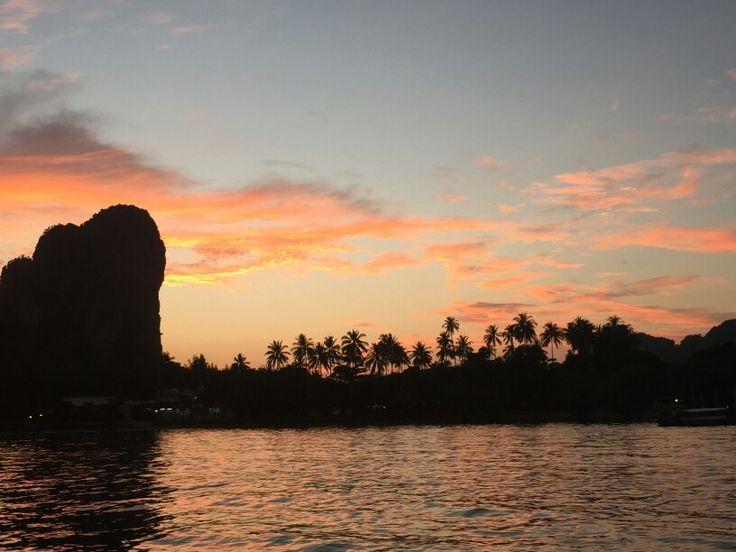 Riley Beach, Thailand