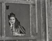 Edward Weston - Elsa Armitage, 1945. Edward Weston Archive © 1981 Center for Creative Photography, Arizona Board of Regents  http://ccp.uair.arizona.edu/item/14316