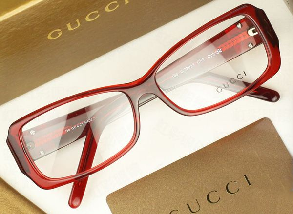 gucci eyeglass frames for women | discount Gucci GG2923 eyeglasses women red gucci glasses frame [gucci ... http://www.thesterlingsilver.com/product/escada-womens-ses308-butterfly-sunglasses/