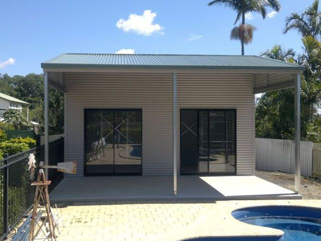 Gallery - THE Shed Company Awnings and Garaports Sheds and Buildings