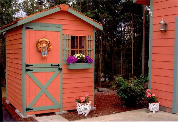 23 best images about cedarshed gardening sheds on for Garden shed 2 rooms