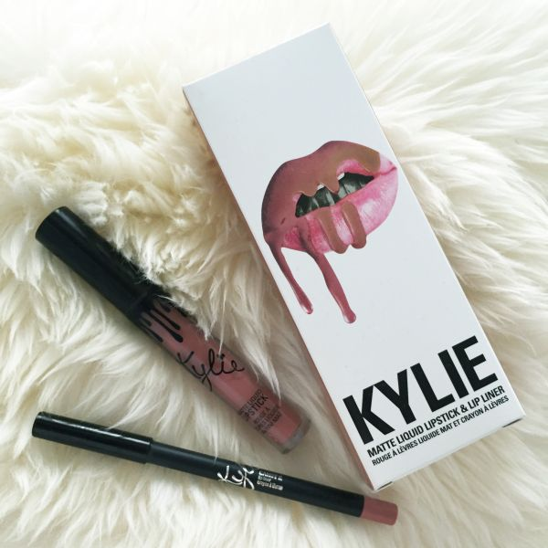 I got Candy K!!!!!! Just need to wait for it now :)! In the next restock I will get posie and kourt #lipkitbykylie