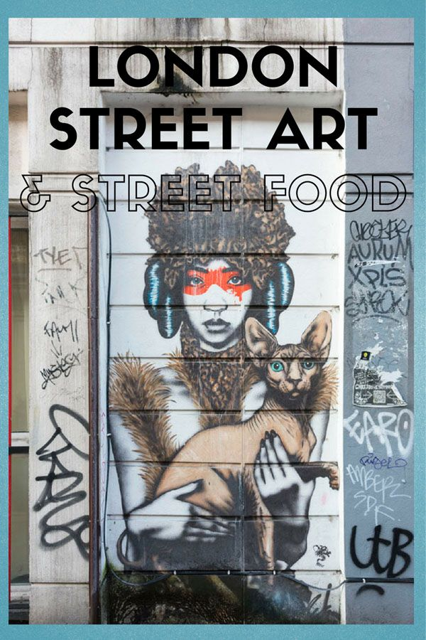 Looking for a wonderful London Food and street art tour? Head to the East End with Eating London!