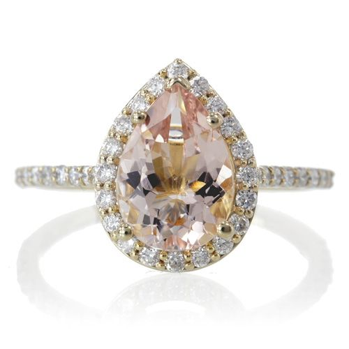 I like how they mounted the diamond here... visit website to see other views