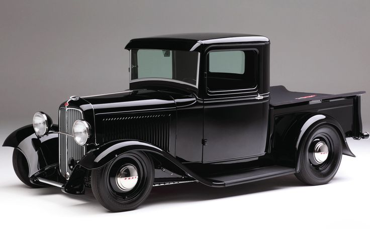1932 Ford Pickup Truck by ~Vertualissimo on deviantART