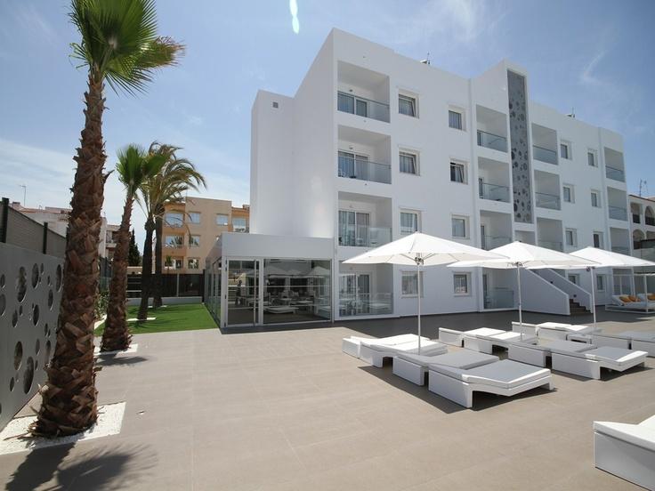 Sun apartaments Ibiza Spain