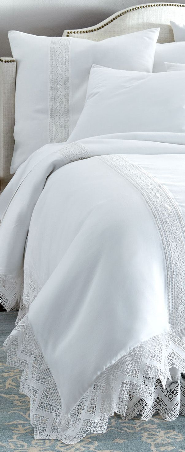Rachel Ashwell Lace Bedding