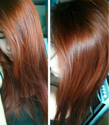 1000 images about hair colour on pinterest red dip dye light auburn hair color and my hair - Coloration Henn Rouge
